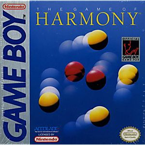 Game of Harmony