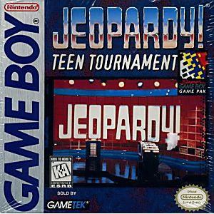 Jeopardy Teen Edition