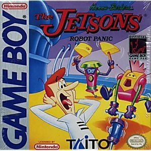 Jetsons Robot Panic