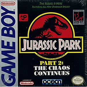 Jurassic Park 2 II