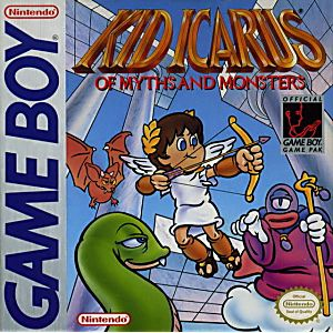 Kid Icarus Myths and Monsters