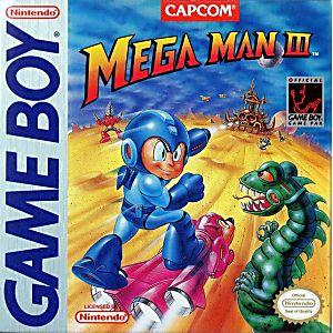 Mega Man 3 III