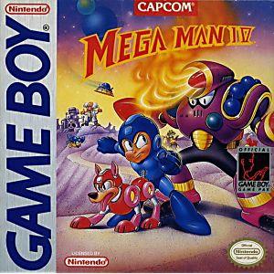 Mega Man 4 IV