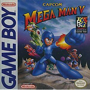 Mega Man 5 V
