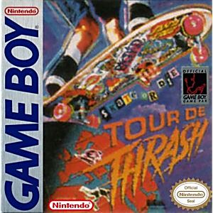 Skate or Die Tour de Thrash
