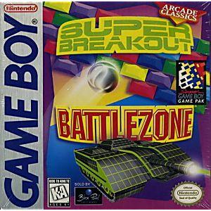 Super Breakout Battlezone