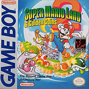 Super Mario Land 2 II 6 Golden Coins