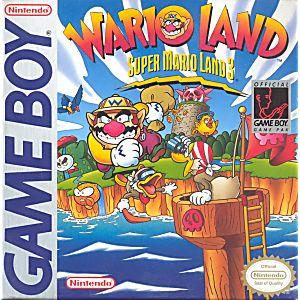 Super Mario Land 3 III - Wario Land