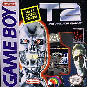 Terminator 2 II: Arcade Game