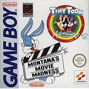 Tiny Toon Adventures Montana's Movie Madness
