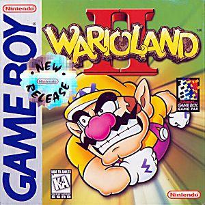 Wario Land 2 II