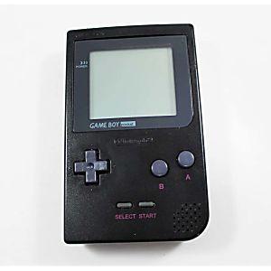 Gameboy Pocket System- Black