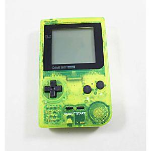 Gameboy Pocket System- Extreme Green
