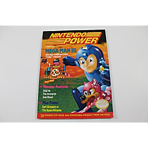 Nintendo Power: Mega Man III Volume 20