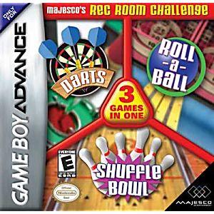 3-in-1 Rec Room Challenge