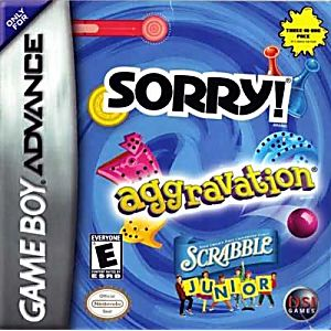 Aggravation/ Sorry/ Scrabble Jr