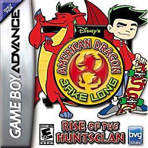 American Dragon Jake Long Rise of the Huntsclan