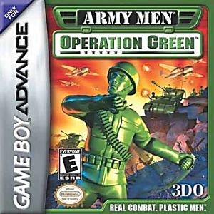 Army Men Operation Green