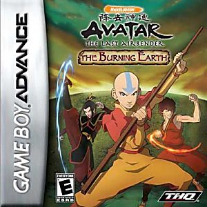 Avatar The Burning Earth