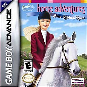 Barbie Horse Adventures Blue Ribbon Race