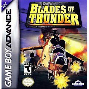 Blades of Thunder