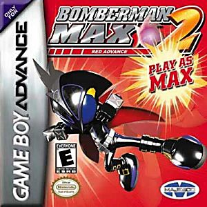 Bomberman Max 2 Red