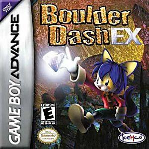 Boulder Dash EX