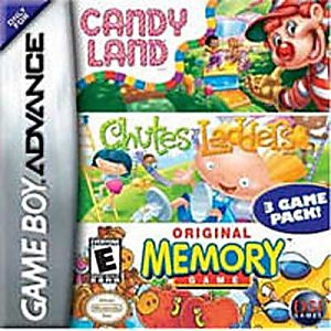 Candy Land/Chutes and Ladders/Memory