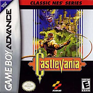Castlevania NES Series