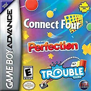 Connect Four/Trouble/Perfection