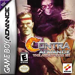 Contra Advance Alien Wars