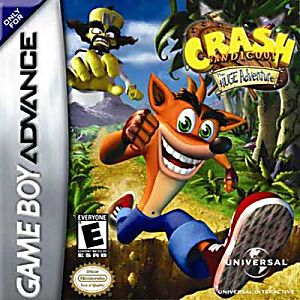 Crash Bandicoot the Huge Adventure