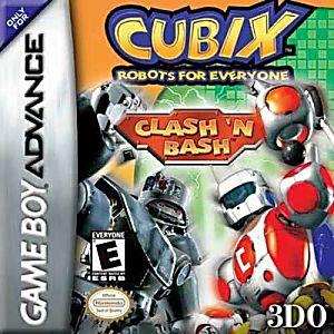 Cubix Robots for Everyone Clash N Bash
