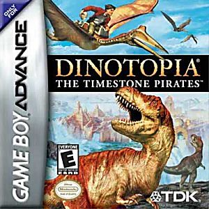 Dinotopia The Timestone Pirates