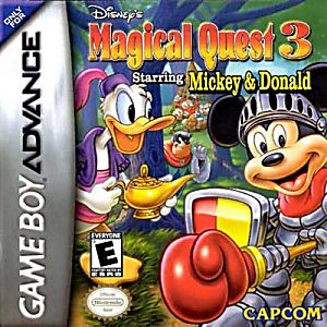 Disney's Magical Quest 3