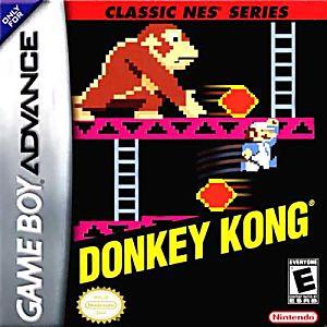 Donkey Kong NES Series