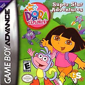 Dora the Explorer Super Star Adventures