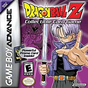 Dragon Ball Z Collectible Card Game