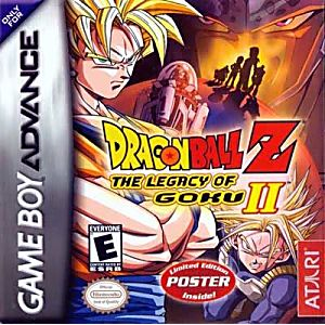 Dragon Ball Z Legacy of Goku II