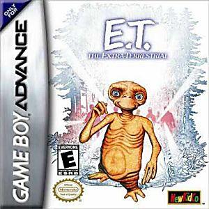 ET Extra-Terrestrial