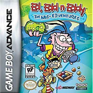 Ed Edd N Eddy Mis-Edventures