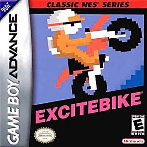 Excitebike NES Series