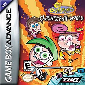 Fairly Odd Parents Clash with the Anti-World
