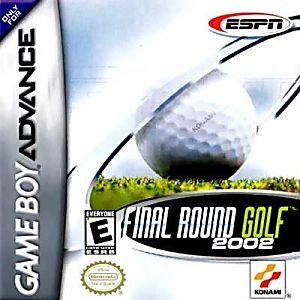 Final Round Golf 2002