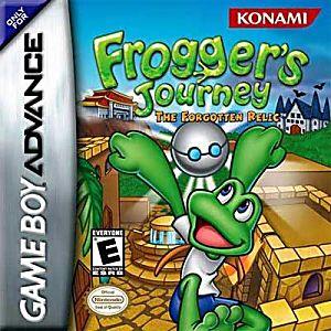 Frogger's Journey The Forgotten Relic