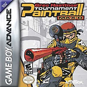 Greg Hastings Tournament Paintball Maxed