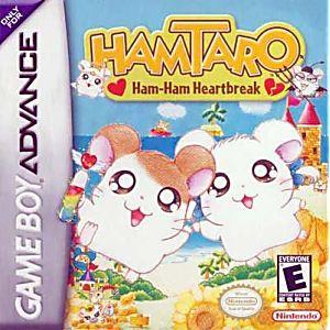 Hamtaro Ham Ham Heartbreak