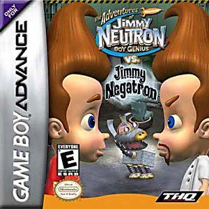 Jimmy Neutron vs Jimmy Negatron