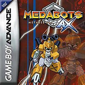 Medabots AX: Metabee Version