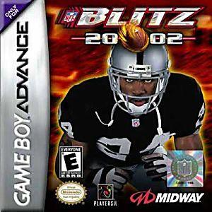 Blitz 2002 Football